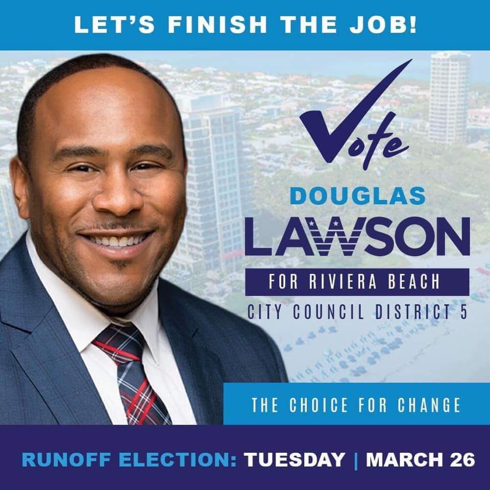 Douglas Lawson District 5